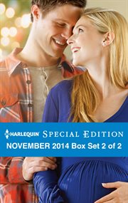 Harlequin special edition November 2014. Box set 2 of 2 cover image