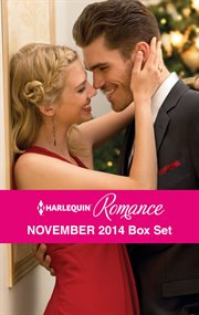 Harlequin Romance November 2014 Box Set