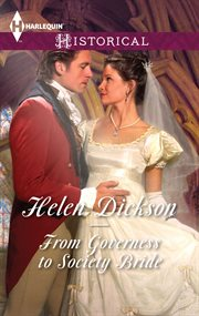 From governess to society bride cover image