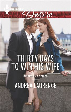 Cover image for Thirty Days to Win His Wife