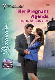 Her pregnant agenda cover image