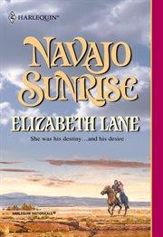 Navajo sunrise cover image