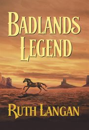 Badlands legend cover image