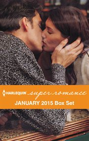 Harlequin Superromance January 2015 Box Set: More Than Neighbors\Tempting Donovan Ford\Convincing the Rancher\The Daughter He Wanted cover image