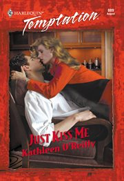 Just kiss me cover image