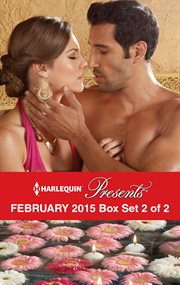 Harlequin presents February 2015. Box set 2 of 2 cover image