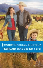 Harlequin special edition February 2015. Box set 1 of 2 cover image