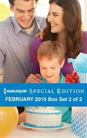 Harlequin special edition February 2015. Box set 2 of 2 cover image