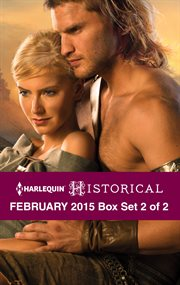 Harlequin historical February 2015. Box set 2 of 2 cover image