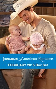 Harlequin American romance February 2015 box set cover image