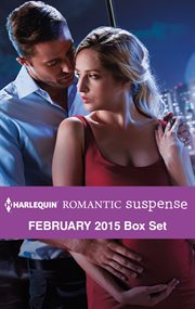 Harlequin romantic suspense February 2015 box set cover image
