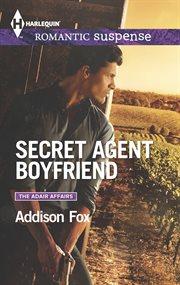 Secret agent boyfriend cover image