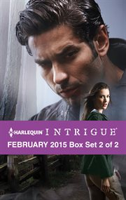 Harlequin intrigue February 2015. Box set 2 of 2 cover image