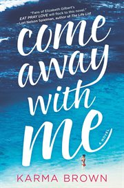 Come away with me cover image