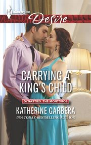 Carrying a king's child cover image