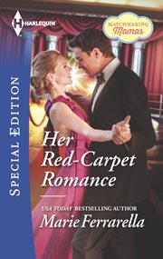 Her red-carpet romance cover image