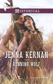 Running wolf cover image
