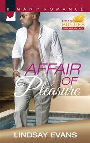 Affair of pleasure cover image