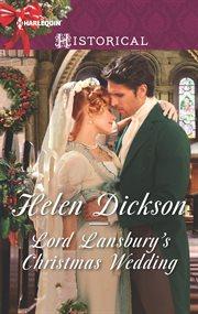 Lord Lansbury's Christmas wedding cover image