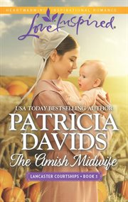 The Amish midwife cover image