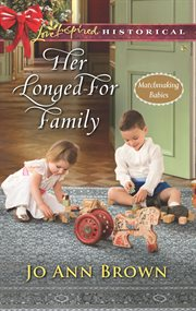 Her longed-for family cover image