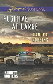 Fugitive at large cover image