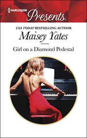 Girl on a diamond pedestal cover image