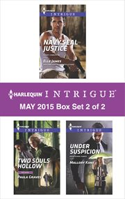 Harlequin intrigue May 2015. Box set 2 of 2 cover image