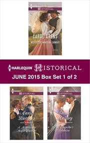 Harlequin historical June 2015. Box Set 1 of 2 cover image