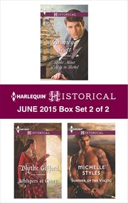 Harlequin historical. box set 2 of 2, June 2015 cover image