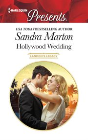Hollywood wedding cover image