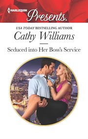 Seduced into her boss's service cover image