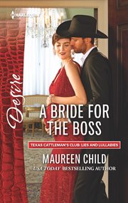 A bride for the boss cover image