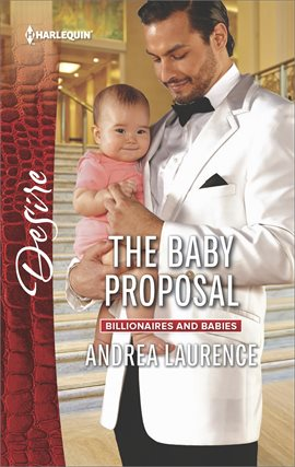 Cover image for The Baby Proposal