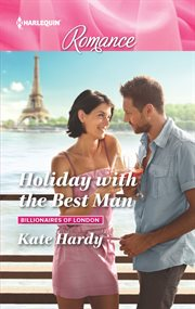 Holiday with the best man cover image