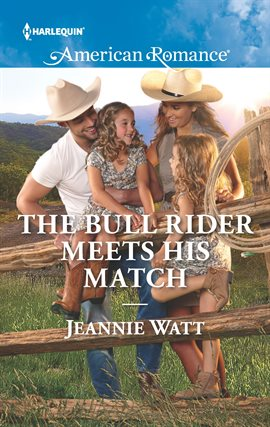 Cover image for The Bull Rider Meets His Match