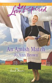 An Amish match cover image