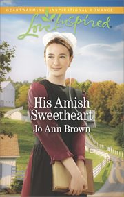 His Amish sweetheart cover image