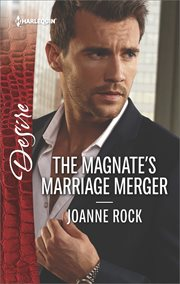 The magnate's marriage merger cover image