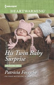 His twin baby surprise cover image