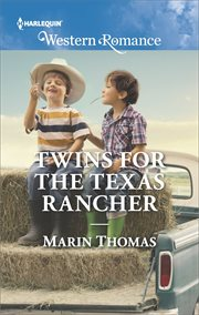 Twins for the Texas rancher cover image