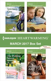 Harlequin heartwarming. March 2017 box set cover image