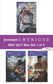 Harlequin Intrigue May 2017. Box set 1 of 2 cover image