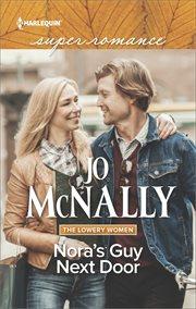 Nora's guy next door cover image