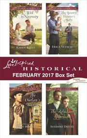 Love Inspired Historical February 2017 Box Set