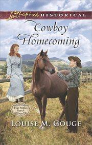 Cowboy homecoming cover image
