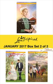 Harlequin Love inspired. Box Set 2 of 2, January 2017 cover image