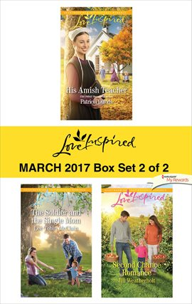 Cover image for Harlequin Love Inspired March 2017 - Box Set 2 of 2