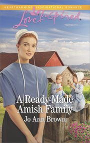 A ready-made Amish family cover image