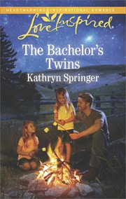 The bachelor's twins cover image